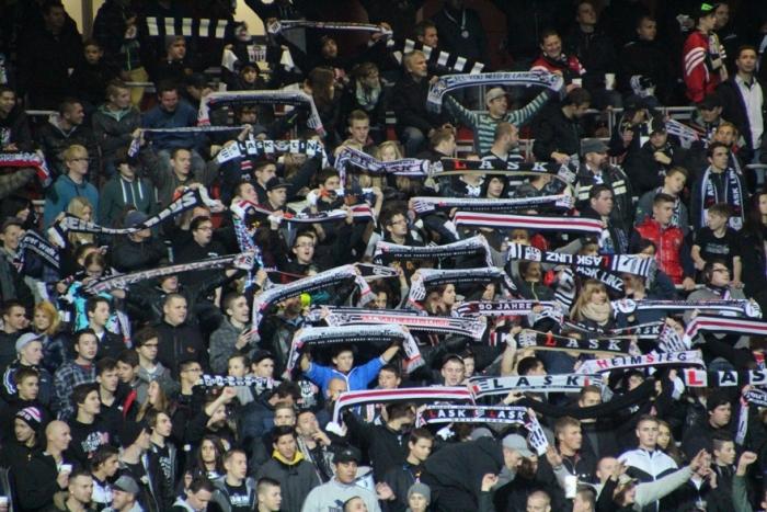 LASK Fans Schal